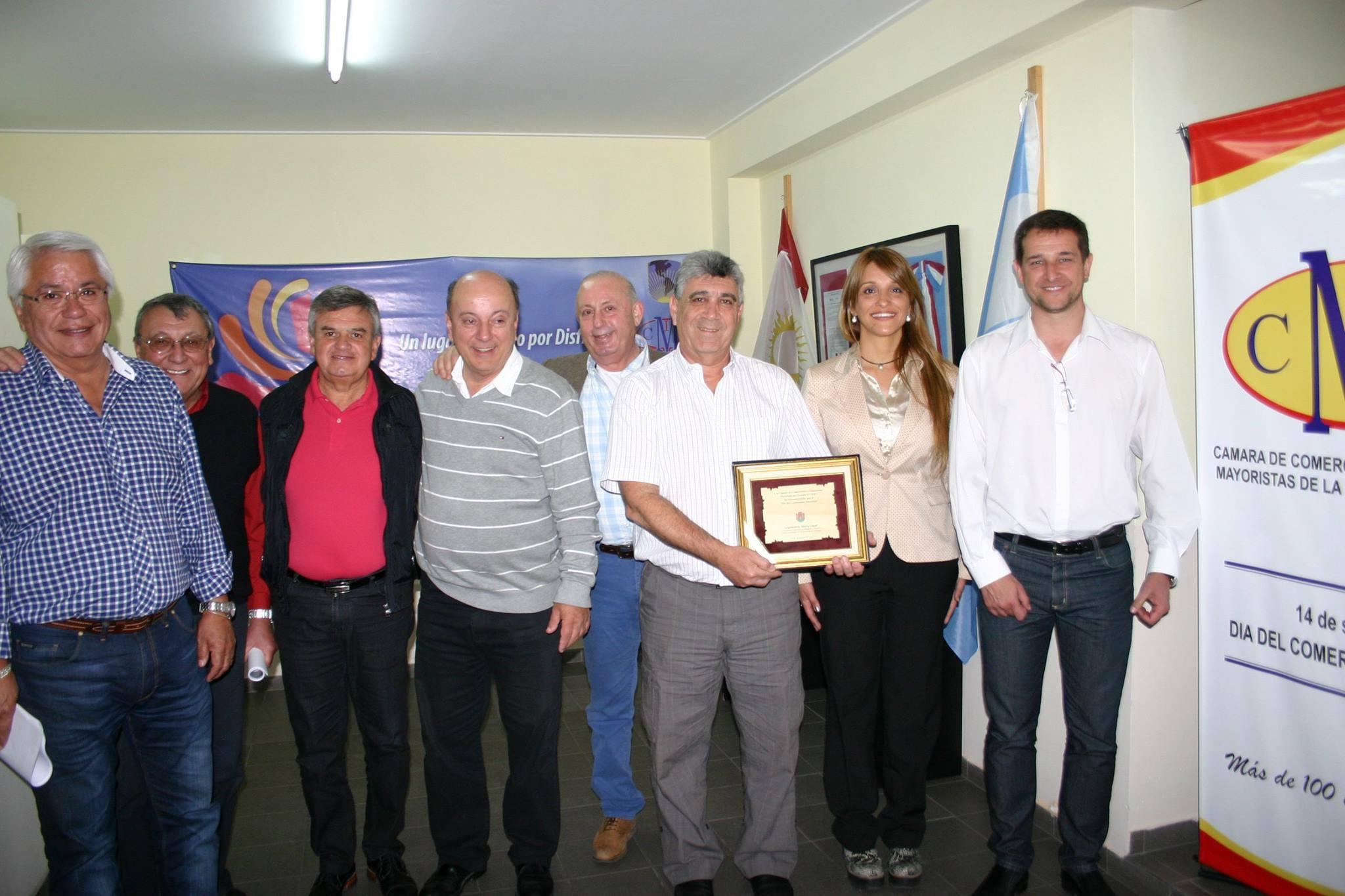 Recibimos a la Presidenta de la Comisión de Industria y Minería de la Unicameral de la Pcia de Córdoba