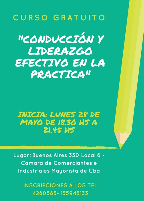Curso Gratuito: Conducción y Liderazgo Efectivo en la Práctica